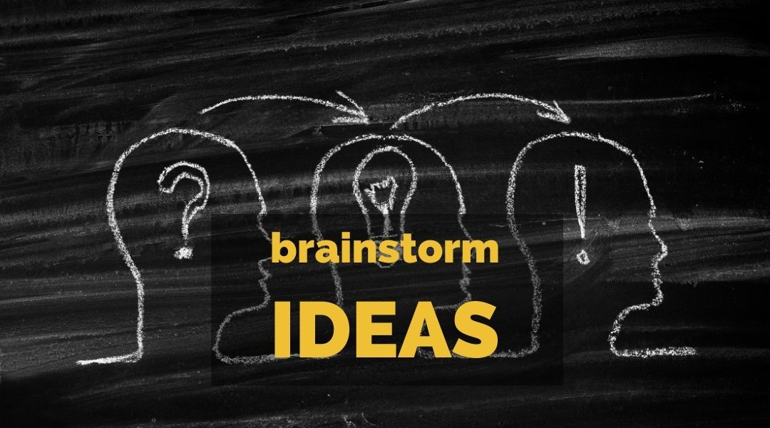 how to brainstorm and prioritise ideas