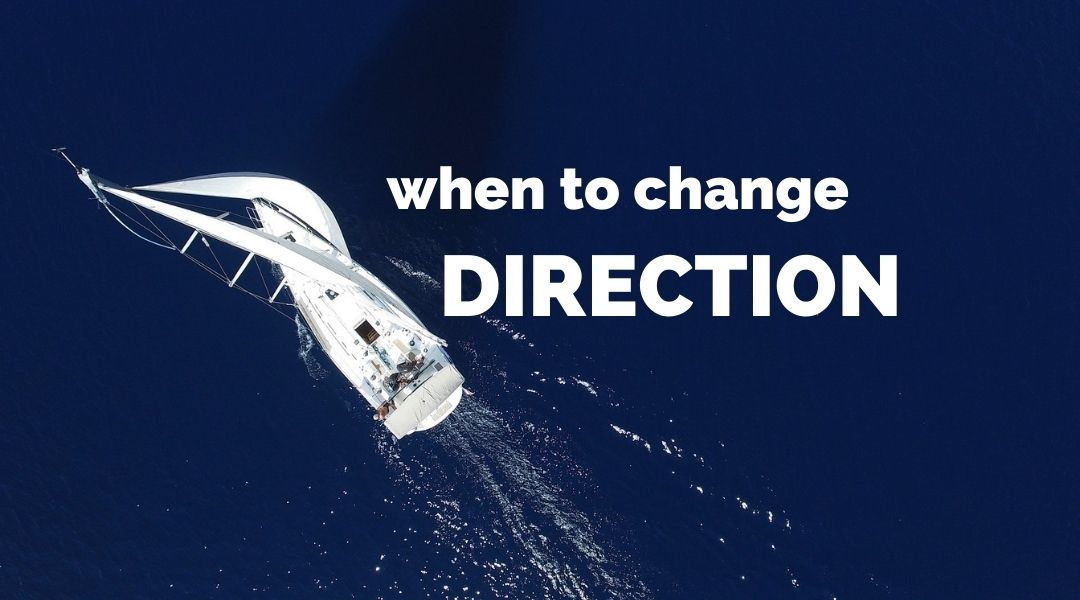 When to change direction - the art and science of pivoting