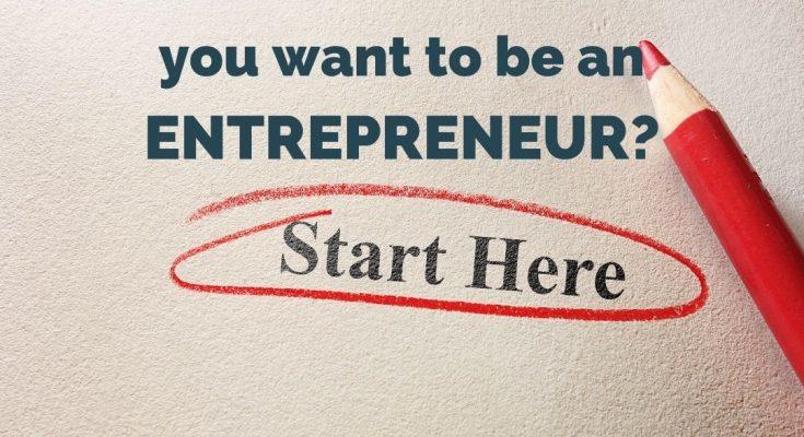 Start your entrepreneur journey right here